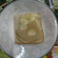蓮根とクリームチーズのチーズトースト