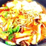 ʚ♡ɞあり合わせ野菜のすき焼き風ʚ♡ɞ