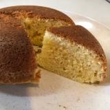 ホットケーキミックスと炊飯器で!簡単スポンジケーキ
