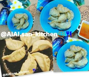 【餃子】キャベツたっぷり鶏皮コラーゲン餃子