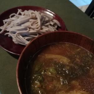 ピリ辛!つけ麺のつゆ