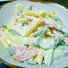 美味しい☆(/・ω・)/☆マカロニサラダ