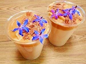 黒糖ミルク☆ダルゴナコーヒー