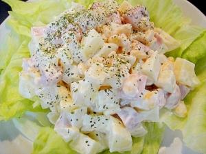 コロコロポテトサラダ
