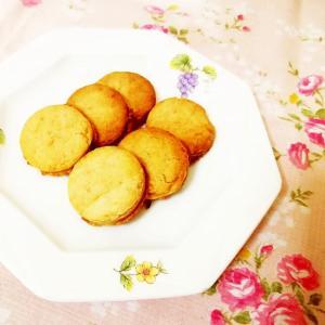 キウイフルーツのサクサク米粉クッキー