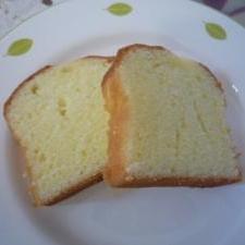 甘さ控えめチーズパウンドケーキ☆おいしい