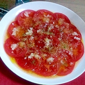 美しい!トマトサラダ