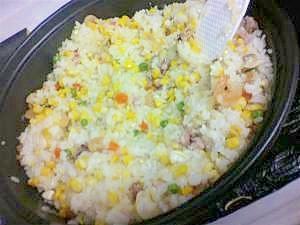 土鍋炊き込みピラフ(炊飯器でも)