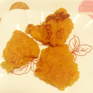 お弁当や離乳食に☆かぼちゃのおやき