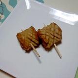 竹輪の甘辛焼き++