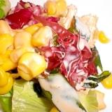 手作りドレッシングでヘルシー海藻サラダ