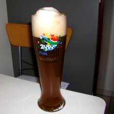 ☆ドイツのミックスドリンク☆ビールとコーラ
