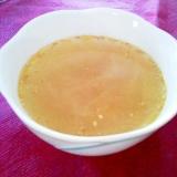 風邪ひきさんにも!やさしい味のねぎスープ