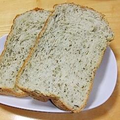 ちょっとイタリアンなバジル☆パン