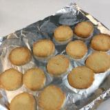 少ない材料で簡単サクサククッキー