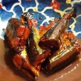 圧力鍋なしで骨ごと食べられる☆サンマの甘露煮