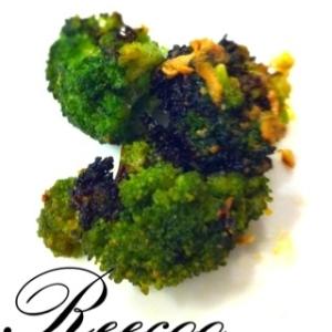 ブロッコリーのガーリックバター焼き