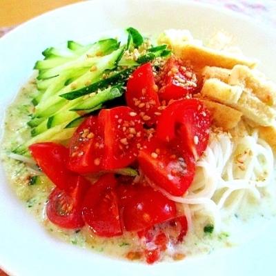 七夕に食べたい冷やし麺レシピ