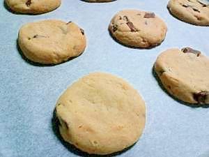 美味しさに感動!!簡単マアムクッキー。