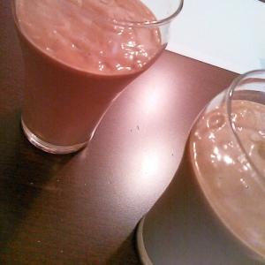 【糖質制限】アボカドとローカカオのスムージー