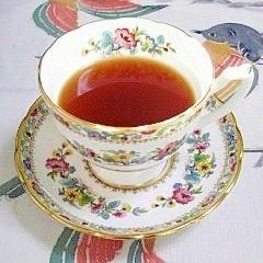 甘♥温♡生姜湯入り、紅茶~❤