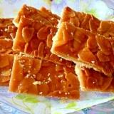 アーモンドのお菓子フロランタン