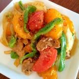 【イタリアン野菜炒め】ラタトゥイユ風♪