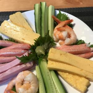 海鮮ちらし寿司の具材