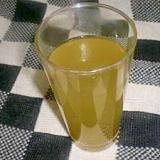 しょうが緑茶①