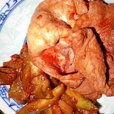 豚とナスの炒め物
