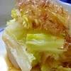 白菜のおひたし
