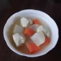 和風♡肉団子スープ