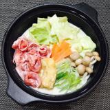 【鍋レシピ11選】(6)豆乳鍋
