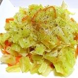 妻のお気に入り♪温野菜キャベツのサラダ