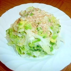 白菜がたくさんいただける『白菜サラダ』