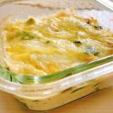 卵不使用★超簡単な豆腐グラタン
