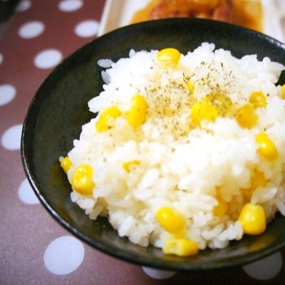 「お米の日」米が主役!定番だけどたまらないご飯物