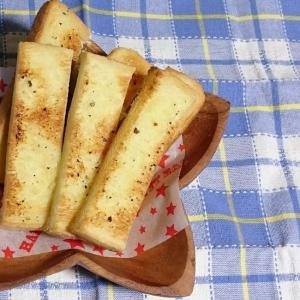 食パンDE〜ガーリックトースト♪