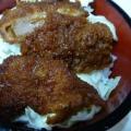 家庭で作る会津名物ソースカツ丼