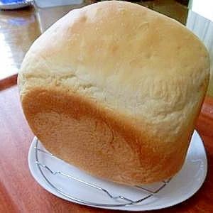 スキムミルク不使用☆ホームベーカリー食パン1.5斤
