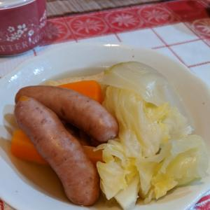 スープが絶品♡たっぷり野菜の簡単♪ポトフ