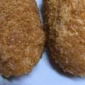 里芋の親芋でもっちりコロッケ