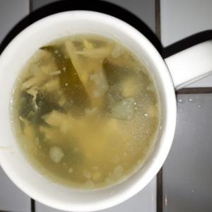 簡単~かき玉スープ