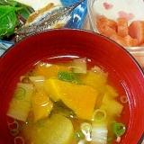 「甘々お味噌汁」   (*^_^*)