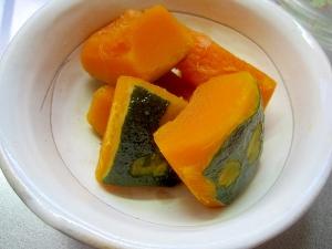 簡単かぼちゃ煮