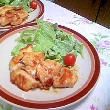 節約・鶏胸肉の南蛮風