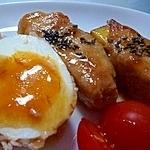 肉巻き(卵/さつまいも)