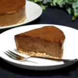 砂糖なし!濃厚ヴィーガンローチョコケーキ