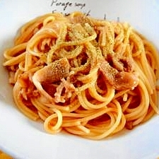 麻婆スパゲティ