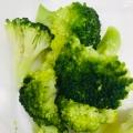 【冷凍保存】ブロッコリー 下処理 下茹で 保存